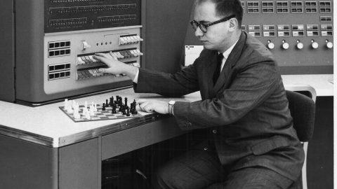 « Les programmes de jeu d'échecs ne sont pas intelligents »