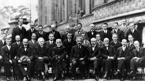 Marie Curie & la radioactivité naturelle
