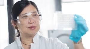 Jeanne Bernadette Tse Sum Bui, ingénieure de recherche à l'Université Technologique de Compiègne (UTC)