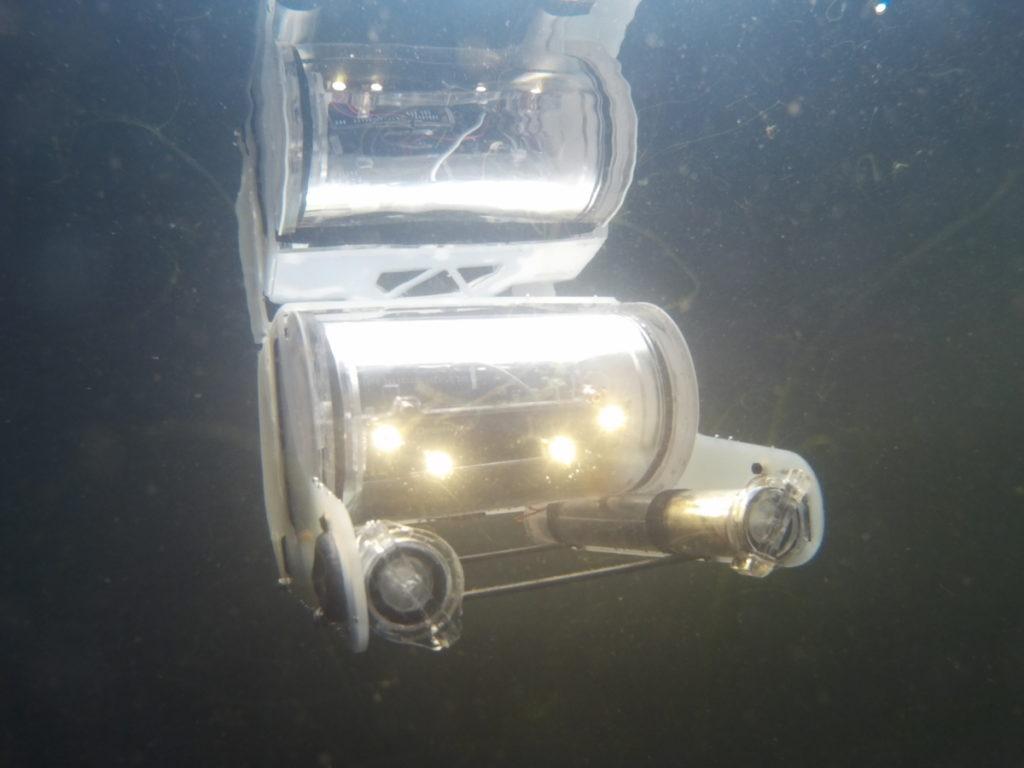 OpenRov, premier ROV conçu dans un esprit open.