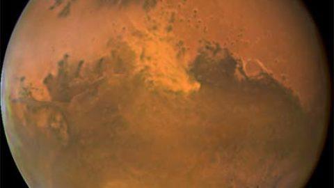 La conquête de Mars vue par les élèves du collège Voltaire de Wattignies
